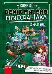 Deník malého Minecrafťáka: komplet 2