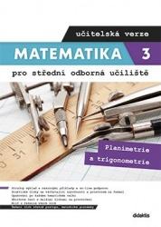 Matematika pro střední odborná učiliště - 3. díl