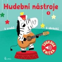 Hudební nástroje 1 - Zvuková knížka