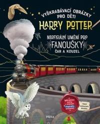 Vyškrabávací obrázky pro děti Harry Potter