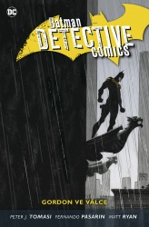 Batman Detective Comics 9: Gordon ve válce