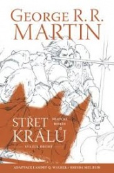 Střet králů: Grafický román (svazek 2)