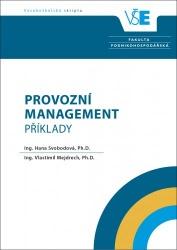 Provozní management - příklady