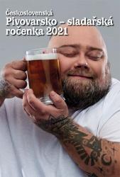 Československá pivovarsko-sladařská ročenka 2021