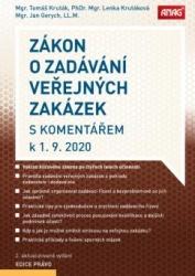 Zákon o zadávání veřejných zakázek s komentářem k 1. 9. 2020