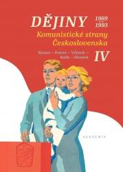 Dějiny Komunistické strany Československa IV