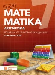 Hravá matematika 7 – učebnice 1. díl