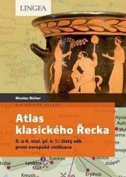 Atlas klasického Řecka