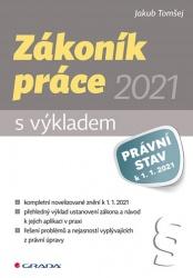 Zákoník práce 2021 - s výkladem