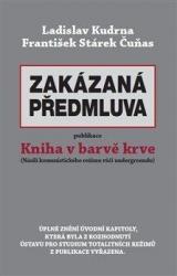 Zakázaná předmluva - Kniha v barvě krve