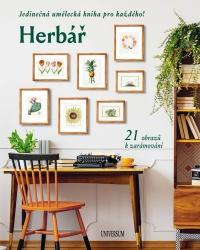 Herbář - Jedinečná umělecká kniha pro každého!