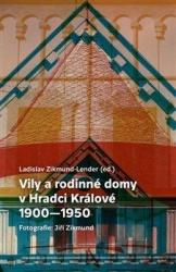 Vily a rodinné domy v Hradci Králové 1900-1950