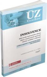 ÚZ č. 1411 Insolvence