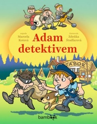Adam detektivem