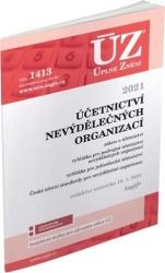 ÚZ č. 1413 Účetnictví nevýdělečných organizací 2021
