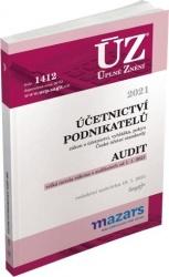 ÚZ č. 1412 Účetnictví podnikatelů, Audit, 2021
