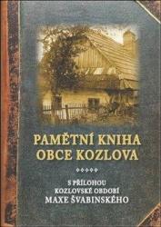 Pamětní kniha obce Kozlova
