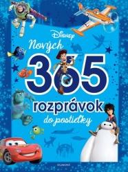 Disney Pixar - Nových 365 rozprávok do postieľky