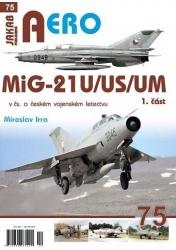 MiG-21U/US/UM v čs. a českém vojenském letectvu 1. část