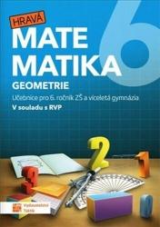 Hravá matematika 6 – učebnice 2. díl (geometrie)