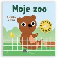 Moje ZOO - Zvuková knížka