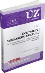 ÚZ č. 1419 Účetnictví veřejného sektoru