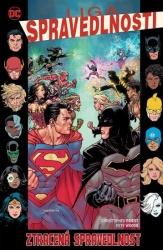 Liga spravedlnosti - Ztracená spravedlnost