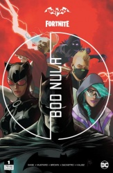 Batman Fortnite - Bod nula 1