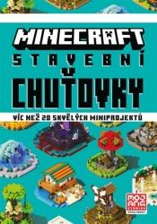 Minecraft - Stavební chuťovky