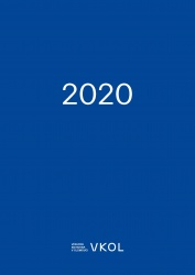 Výroční zpráva Vědecké knihovny v Olomouci za rok 2020