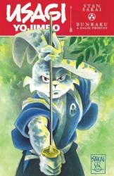 Usagi Yojimbo 34: Bunraku a další příběhy