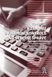 Komentář k zákonu o finanční kontrole ve veřejné správě