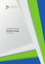 Výroční zpráva Fakulty pedagogické Západočeské univerzity v Plzni za rok 2018