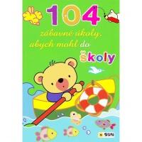 104 zábavné úkoly, abych mohl do školy