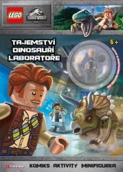LEGO Jurassic World - Tajemství dinosauří laboratoře