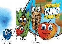 Zachrání GMO planetu? Geneticky modifikované organismy