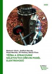 Těžba a zpracování náletových dřevin podél elektrovodů