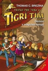 Tigrí tím - Démon z magickej lampy