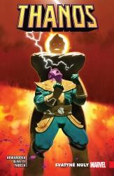 Thanos - Svatyně nuly