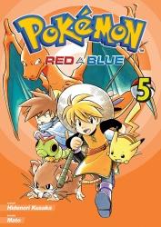 Pokémon: Red a Blue 5