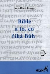 Bible a to, co říká Bůh