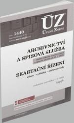 ÚZ č. 1440 Archivnictví