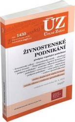 Živnostenské podnikání - ÚZ č. 1435