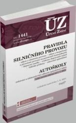 ÚZ č. 1441 Pravidla silničního provozu