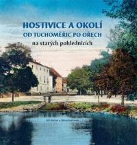 Hostivice a okolí od Tuchoměřic po Ořech na starých pohlednicích