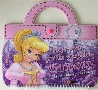 Moje první knížka v kabelce Princezny