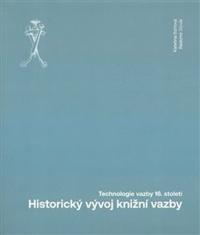 Historický vývoj knižní vazby