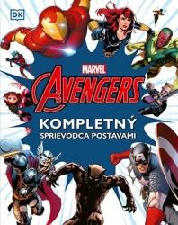 Marvel Avengers - Kompletný sprievodca postavami