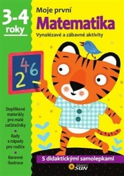 Moje pvní Matematika 3-4 ROKY