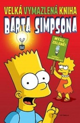Velká vymazlená kniha Barta Simpsona